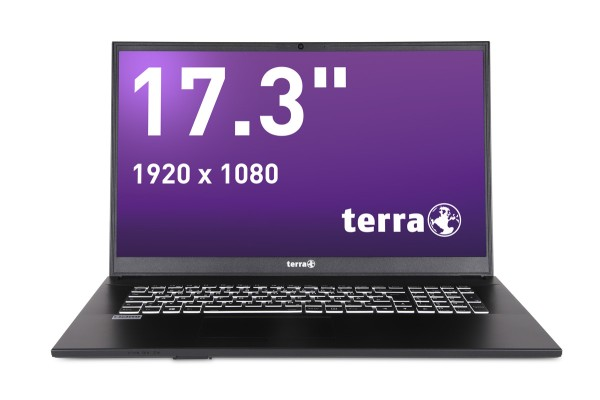TERRA MOBILE 1716 Intel Core i5-10210U, 8GB DDR4, 500GB SSD, Win 10 Home