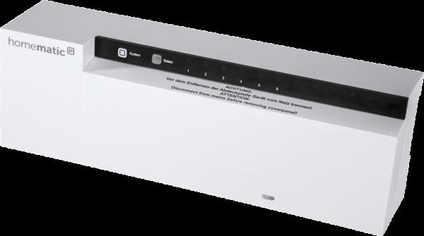 Homematic IP Fußbodenheizungsaktor - 6-fach, 24V