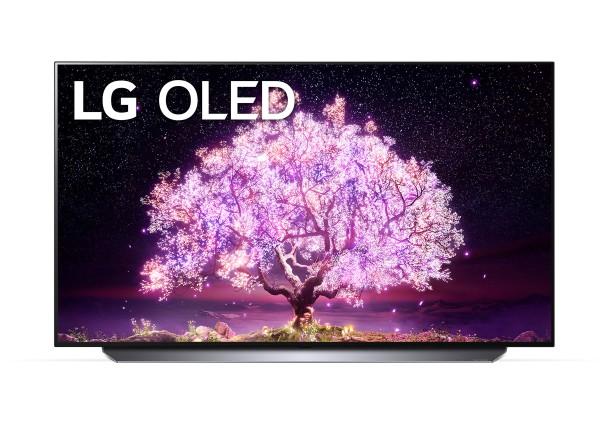LG OLED55C17 4K OLED TV 2021