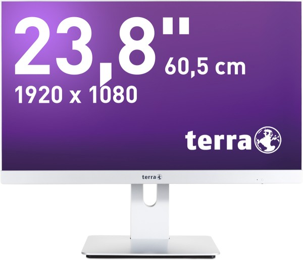 TERRA All-In-One-PC 2405 HA Aussteller Intel Core i3-9100, 8GB DDR4, 1TB SSHD, Win 10 Home