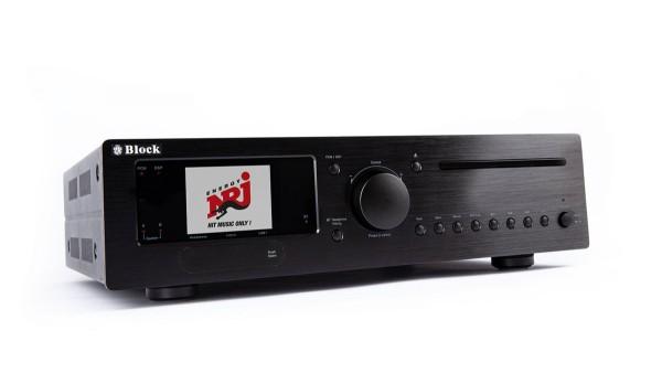 Block CVR-200 Blu-Ray Internet-Receiver