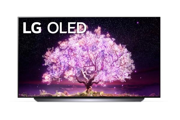 LG OLED48C17 4K OLED TV 2021