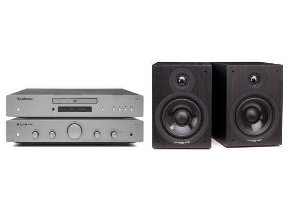 Cambridge AXA25 + AXC25 + SX-50 HiFi-Paket