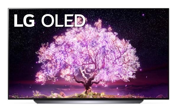 LG OLED77C17 4K OLED TV 2021