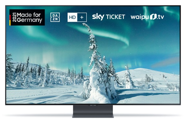 Samsung GQ55Q95T 4K QLED-TV 2020 Aussteller