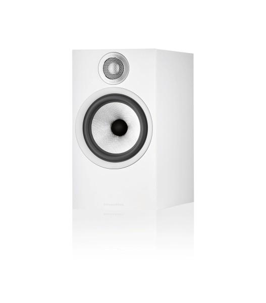 B&W 606 S2 Anniversary Edition (Paar) Weiß Retoure