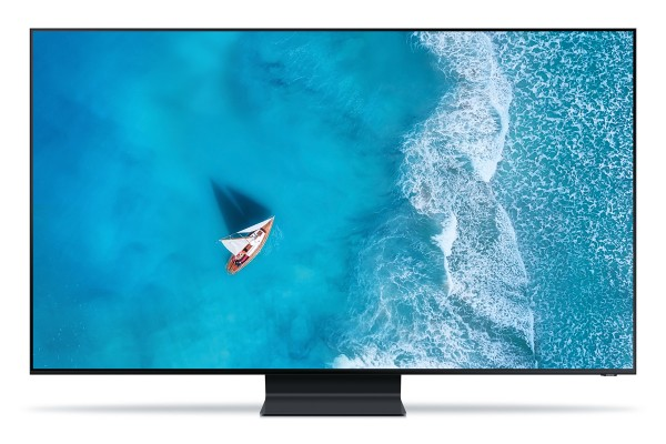 Samsung GQ75Q800T 8K QLED-TV 2020 - Made for Germany
