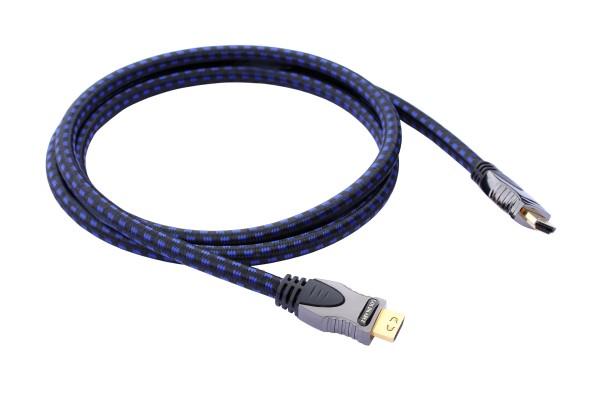 Goldkabel Highline HDMI High Speed Kabel