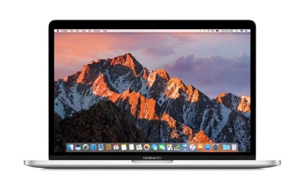 "Apple MacBook Pro 13"" Silber (256GB SSD)"