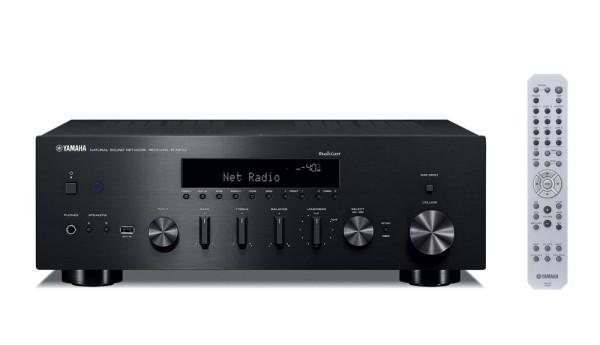 Yamaha R-N602D Netzwerkreceiver Schwarz Retoure