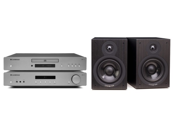 Cambridge AXA35 + AXC35 + SX-50 HiFi-Paket