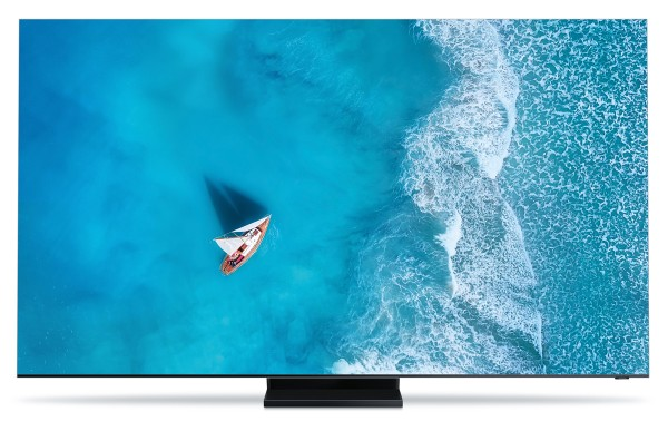Samsung GQ85Q950T 8K QLED-TV 2020 - Made for Germany