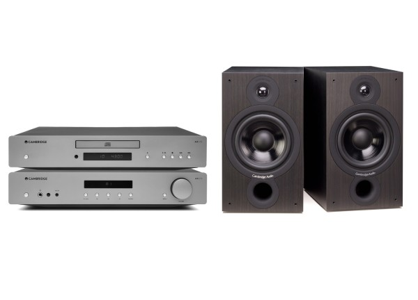 Cambridge AXA35 + AXC35 + SX-60 HiFi-Paket