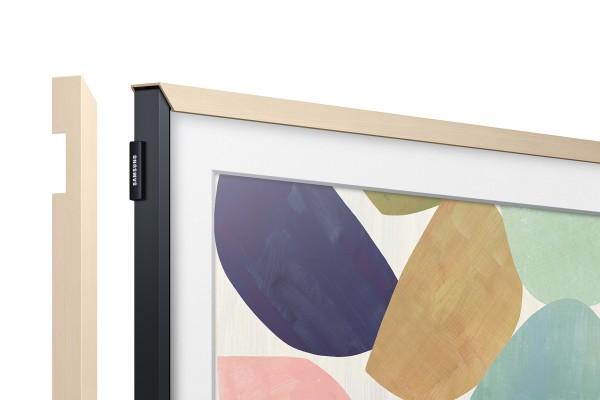 """Samsung THE FRAME individueller Rahmen 75"""" Beige - VG-SCFT75BE"""
