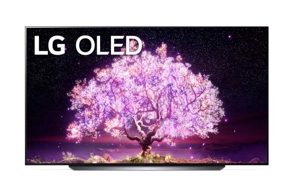 LG OLED83C17 4K OLED TV 2021