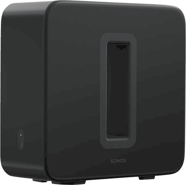 Sonos Sub (3. Gen. 2020) WLAN-Subwoofer für Sonos Speaker