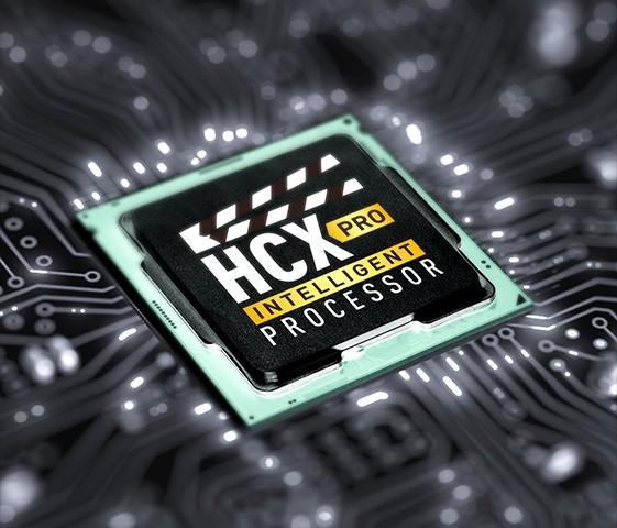 Panasonic HCX-Processor