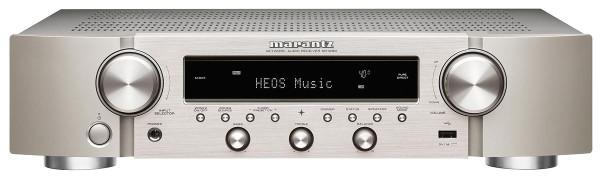 Marantz NR1200 Stereo-Receiver Silber-Gold Retoure