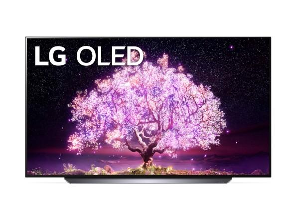 LG OLED65C17 4K OLED TV 2021
