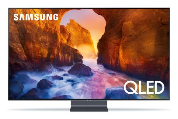 Samsung GQ65Q90RGTXZG Aussteller + Galaxy A80 gratis