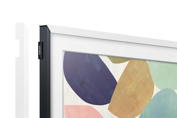 """Samsung THE FRAME individueller Rahmen 55"""" Weiß - VG-SCFT55WT"""