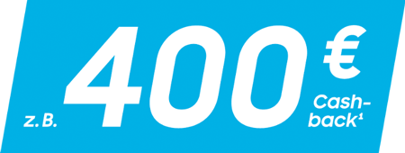400-cashback Label