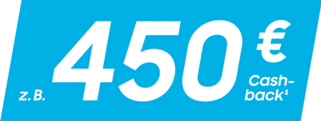 450-cashback Label